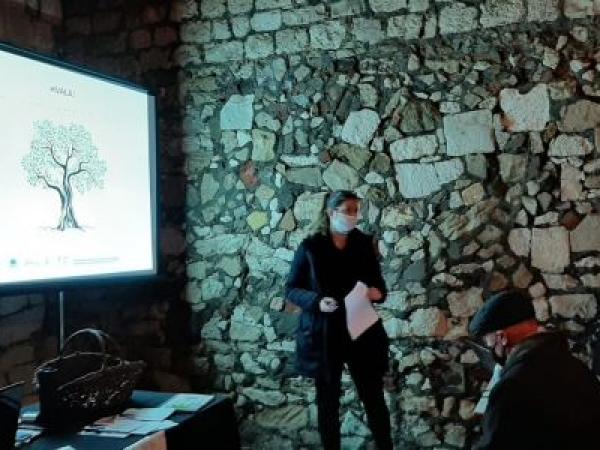 Predstavljanje Aktivna i kvalitetna starost UMKM 10.02.2021. Foto Tatjana Klepo 05